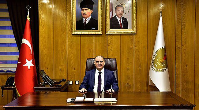 Vali Özkan'ın 19 Mayıs Atatürk'ü Anma Gençlik ve Spor Bayramı Mesajı