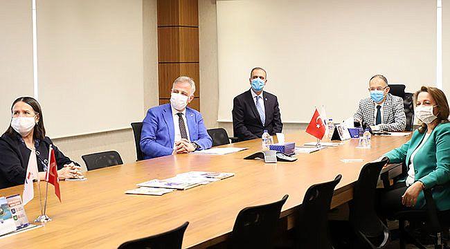 """""""SANKO Üniversitesi tıpta inovasyon buluşmaları 6"""""""