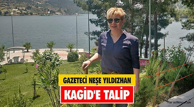 Gazeteci Yıldızhan KAGİD'e Talip