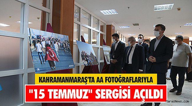 Kahramanmaraş'ta AA fotoğraflarıyla