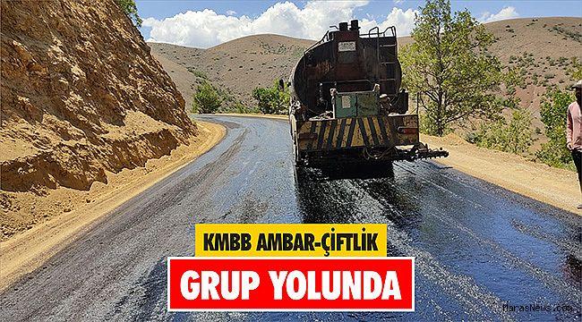 KMBB Ambar-Çiftlik Grup Yolunda