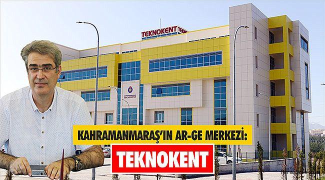 Kahramanmaraş'ın AR-GE Merkezi: Teknokent