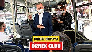 Türkiye Dünya'ya Örnek Oldu
