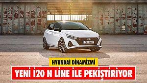 Hyundai Dinamizmi Yeni i20 N Line İle Pekiştiriyor