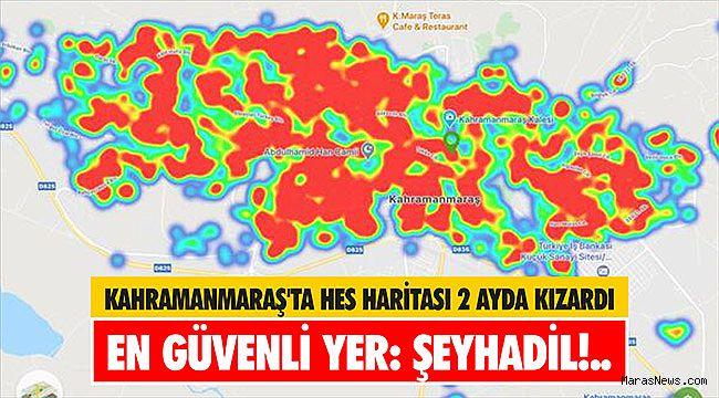 Kahramanmaraş'ta en güvenli yer: Şeyhadil