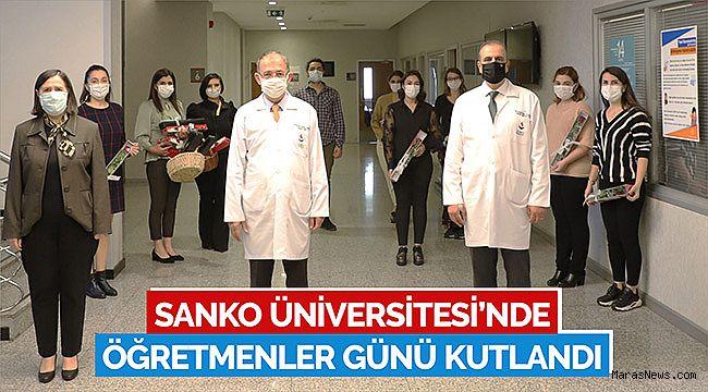 SANKO Üniversitesi'nde Öğretmenler Günü kutlandı