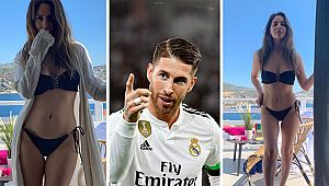 Ünlü şarkıcı Sergio Ramos'u reddetmiş!