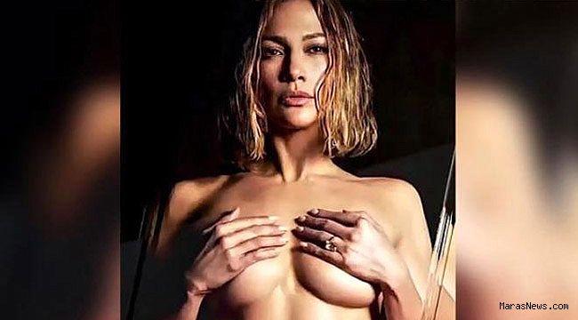 Jennifer Lopez Türk fotoğrafçıya çırılçıplak poz verdi