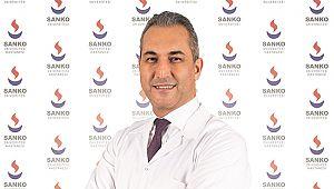 Opr. Dr. Yazıcıoğlu SANKO Üniversitesi Hastanesi'nde hasta kabulüne başladı