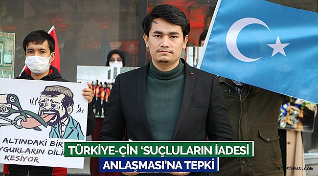 Türkiye-Çin 'Suçluların İadesi Anlaşması'na tepki