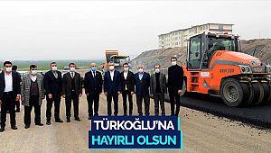 Türkoğlu'na Hayırlı Olsun