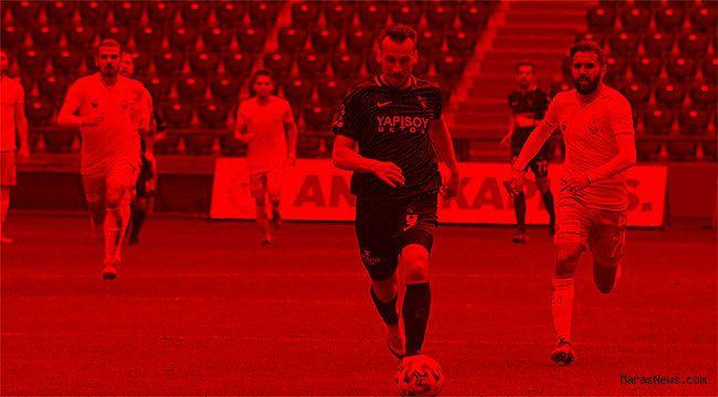 Afyonspor, Kahramanmaraşspor'u 4'ledi!