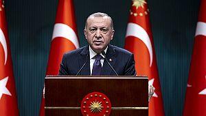 Cumhurbaşkanı Erdoğan açıkladı: 3 hafta tam kapanma!