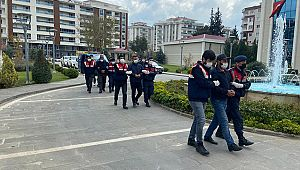 DEAŞ'lı teröristler tutuklandı