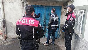 Kahramanmaraş'ta suç makinesi tutuklandı
