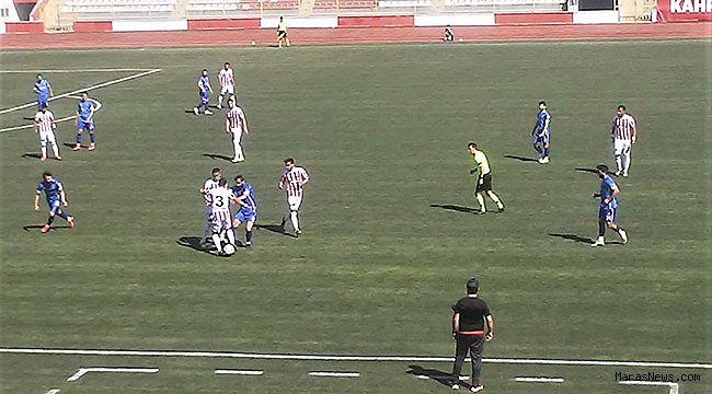 Kahramanmaraşspor, 7 maç sonra kazandı