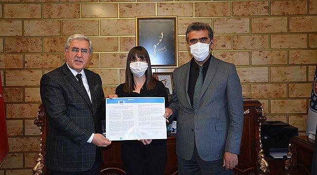 KSÜ, ECHE Belgesi Almaya Yeniden Hak Kazandı