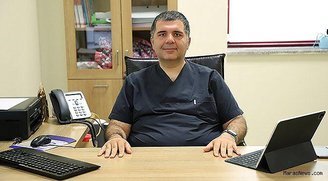 KSÜ Tıp Fakültesi Dr. Öğretim Üyesi Murat Şahin, Ramazan'da Nasıl Beslenilmesi Gerektiğini Anlattı