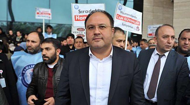 """Başkan Demirci: """"Hemşireler sorunlarla boğuşuyor"""""""