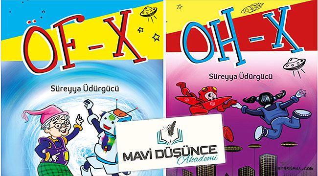 Edebiyatın Başkent'inden iki yeni kitap