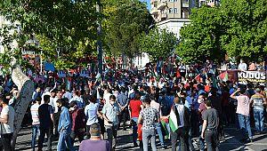 Kahramanmaraş 'Kudüs' için tek yürek oldu