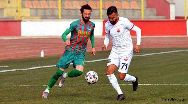 Kahramanmaraşspor sezonu mağlup bitirdi