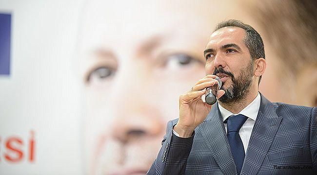 Milletvekili Özdemir'in Ramazan Bayramı Mesajı