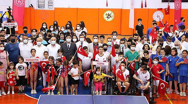 2021 Yaz Spor Okulları Açılıyor