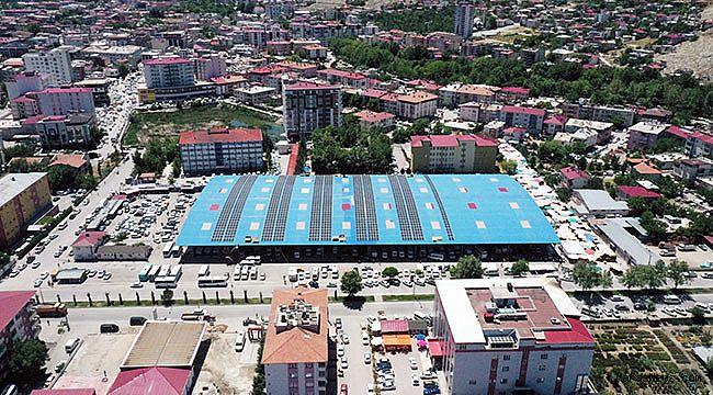 """Başkan Gürbüz: """"Elbistan Belediyesi gücünü güneşten alacak"""""""
