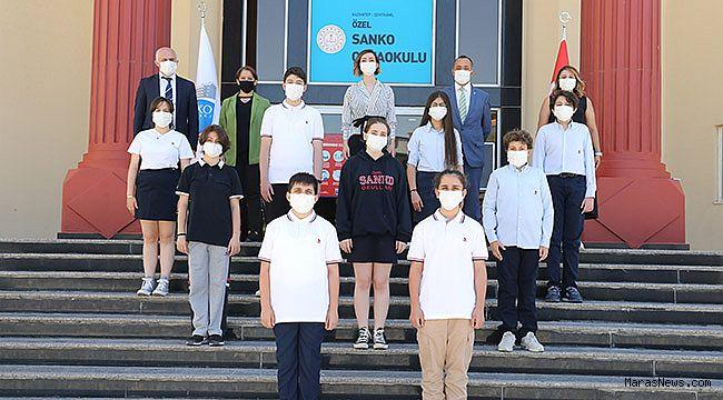 SANKO'lu Öğrenciler TÜBİTAK'ın Türkiye finallerinde yarışacak