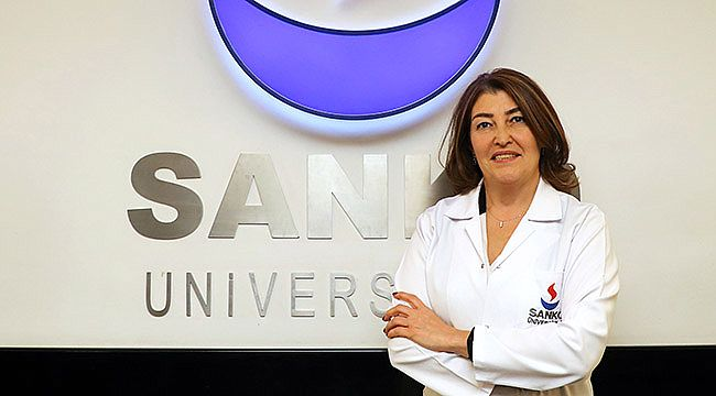 SANKO Üniversitesi Öğretim Üyesi Prof. Dr. Karabudak'tan YKS öncesi doğru beslenme önerileri