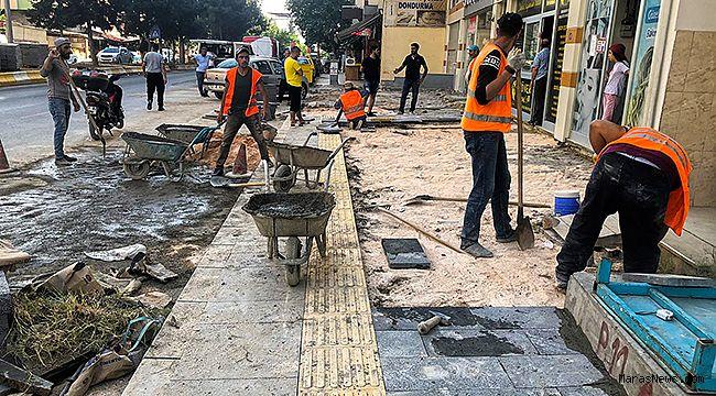 Büyükşehir Pazarcık'ın Çehresini Değişiyor