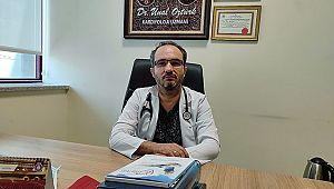 Öztürk: Aşırı Sıcaklar Kalp Krizini Tetikleyebilir