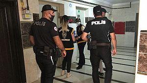 Kahramanmaraş'ta aranan 54 kişi yakalandı