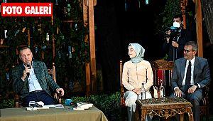 Erdoğan Şiirin Başkentinde Gençlerle Buluştu