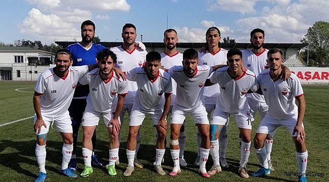 Kahramanmaraşspor, Ankara'dan eliboş döndü
