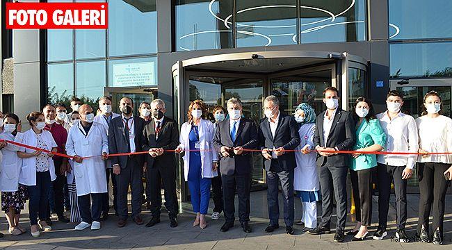 Sağlık Bakanı Dr. Fahrettin Koca Sular Akademi Hastanesi'nin açılışına katıldı