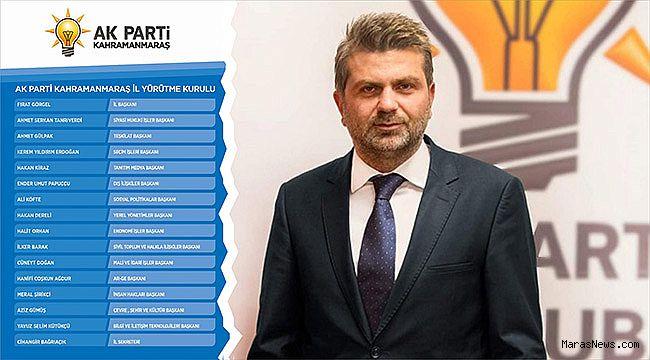 AK Parti Yürütme Kurulunda Değişim!