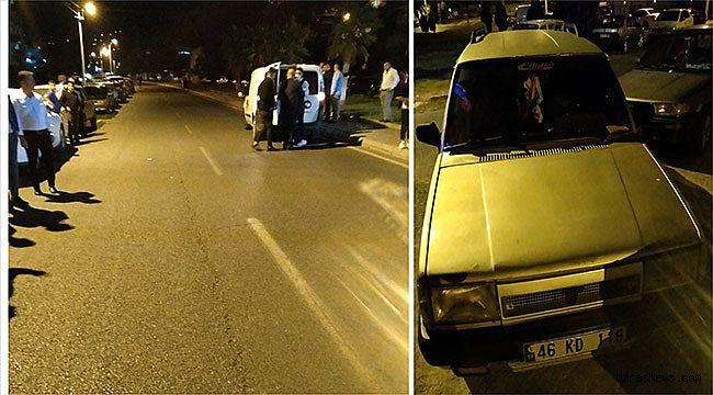 Alkollü sürücü 12 yaşındaki çocuğa çarptı
