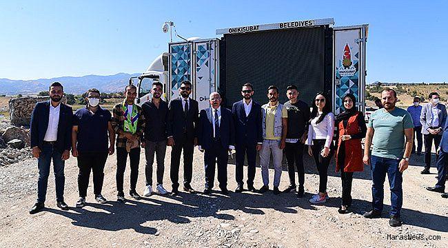 Başkan Mahçiçek AK Parti İlçe Teşkilatıyla EXPO Alanda Bir araya Geldi