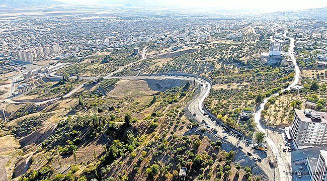 Büyükşehir'den Dulkadiroğlu'na Yeni Bulvar