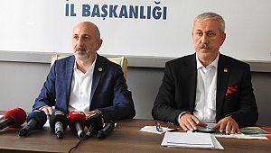 """CHP'li Öztunç, """"Kahramanmaraş kandırılıyor, yalan söylüyorlar"""""""