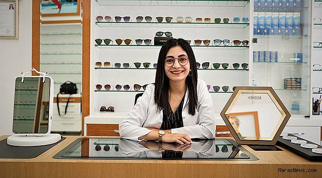 Optisyen Eda Nur Bağcı: ''Güneş gözlüklerinizi kışında kullanın''
