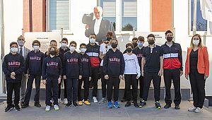 SANKO Okulları Basketbol Takımı İl Şampiyonu oldu