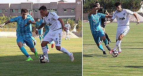 Kahramanmaraşspor, Konya'dan 1 puanla döndü